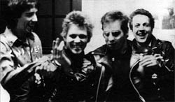 The Clash with Bernie Rhodes